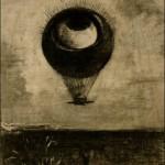 Odilon Redon L'oeil