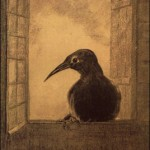 Odilon Redon The Raven